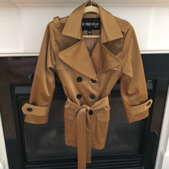 Outerwear coat by Lisa